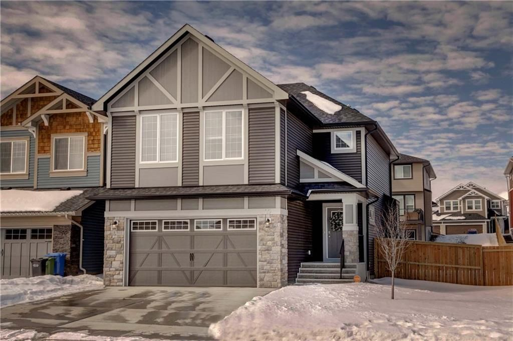 Main Photo: 29 MIST MOUNTAIN Rise: Okotoks Detached for sale : MLS®# C4232951