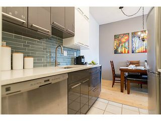"""Photo 1: 214 1345 W 15TH Avenue in Vancouver: Fairview VW Condo for sale in """"SUNRISE WEST"""" (Vancouver West)  : MLS®# V1118182"""