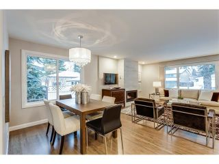 Photo 7: 5008 VANSTONE CR NW in Calgary: Varsity House for sale : MLS®# C4094645
