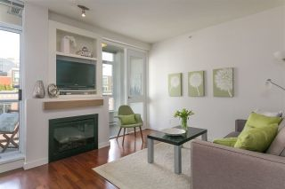 "Photo 3: 306 2055 YUKON Street in Vancouver: False Creek Condo for sale in ""MONTREUX"" (Vancouver West)  : MLS®# R2238988"