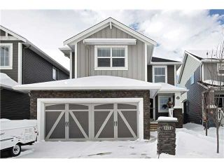 Photo 1: 1211 WILLIAMSTOWN Boulevard NW: Airdrie Residential Detached Single Family for sale : MLS®# C3647696