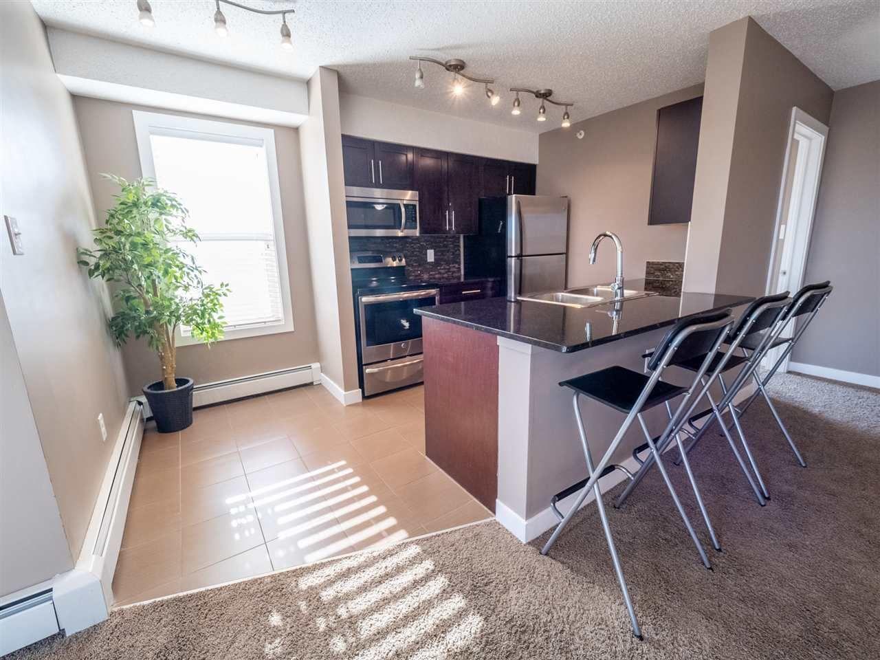 Main Photo: 402 11803 22 Avenue in Edmonton: Zone 55 Condo for sale : MLS®# E4256535