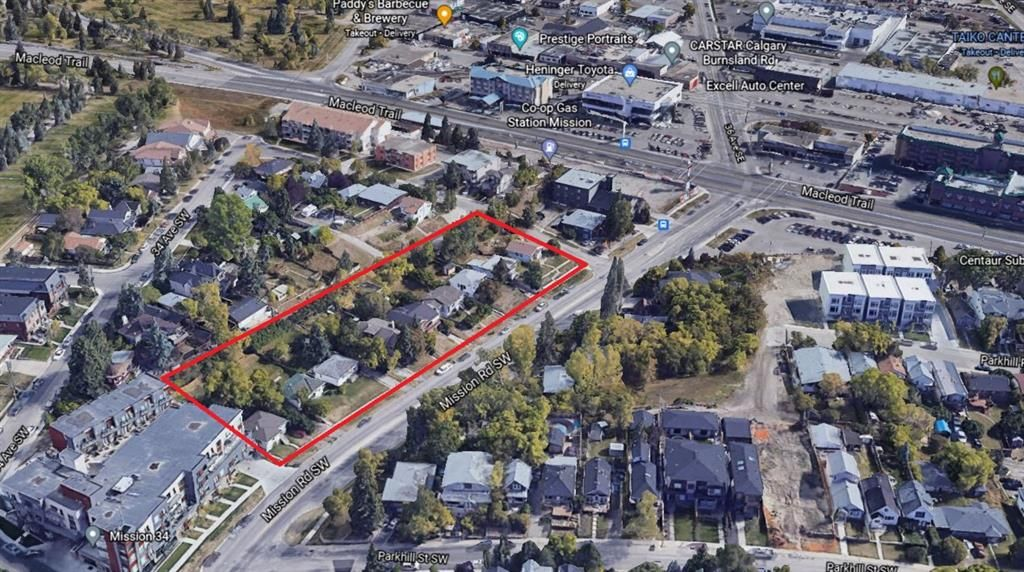 Main Photo: 54 Mission Road SW in Calgary: Parkhill Detached for sale : MLS®# A1110592