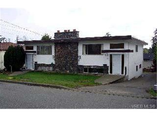 Photo 2: 901/901A Forshaw Rd in VICTORIA: Es Kinsmen Park Full Duplex for sale (Esquimalt)  : MLS®# 304362