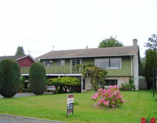 Main Photo: 1349 KENT ST: White Rock House for sale (South Surrey White Rock)  : MLS®# F2511105