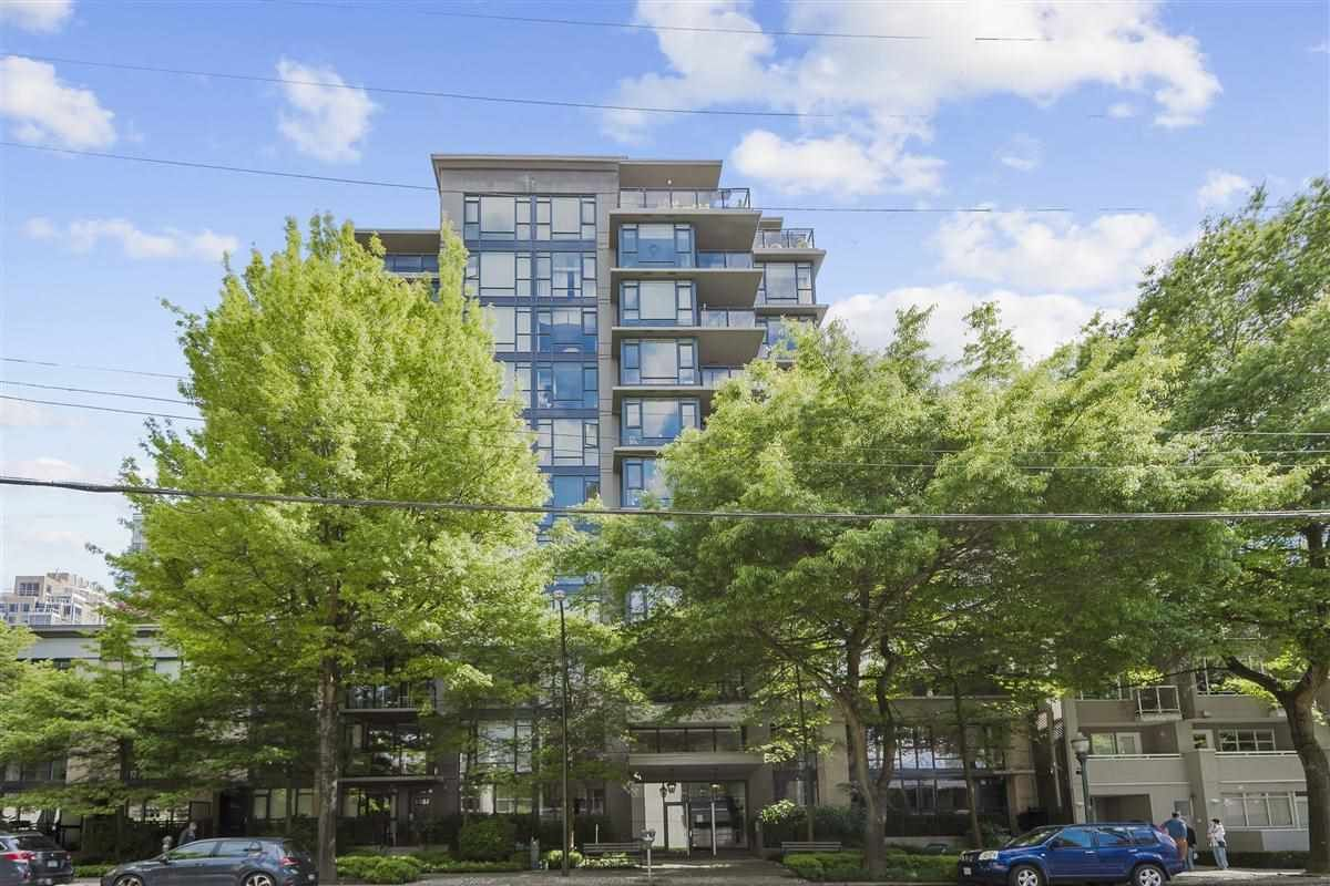 """Main Photo: 302 1650 W 7TH Avenue in Vancouver: Fairview VW Condo for sale in """"VIRTU"""" (Vancouver West)  : MLS®# R2591828"""