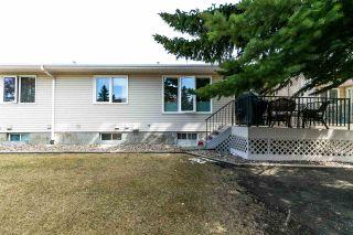Photo 33: 10856 25 Avenue in Edmonton: Zone 16 House Half Duplex for sale : MLS®# E4254921