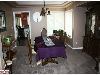 """Photo 5: 2108 ESSEX Drive in Abbotsford: Abbotsford East House for sale in """"Everett Estates"""" : MLS®# F1127461"""