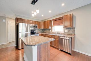 Photo 6: 28 1730 Leger Gate NW in Edmonton: Zone 14 House Half Duplex for sale : MLS®# E4250652