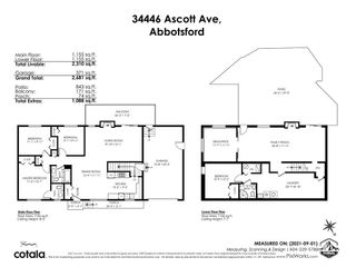 "Photo 40: 34446 ASCOTT Avenue in Abbotsford: Abbotsford East House for sale in ""Bateman Park/ Thomas Swift"" : MLS®# R2614916"