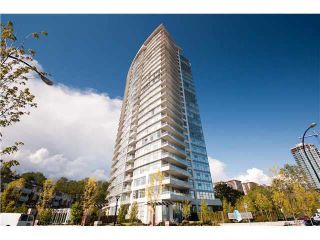 """Photo 1: 2302 2289 YUKON Crescent in Burnaby: Brentwood Park Condo for sale in """"WATERCOLOURS"""" (Burnaby North)  : MLS®# V1088877"""
