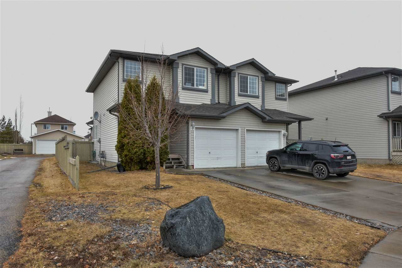 Main Photo: 2804 30 Street in Edmonton: Zone 30 House Half Duplex for sale : MLS®# E4242048