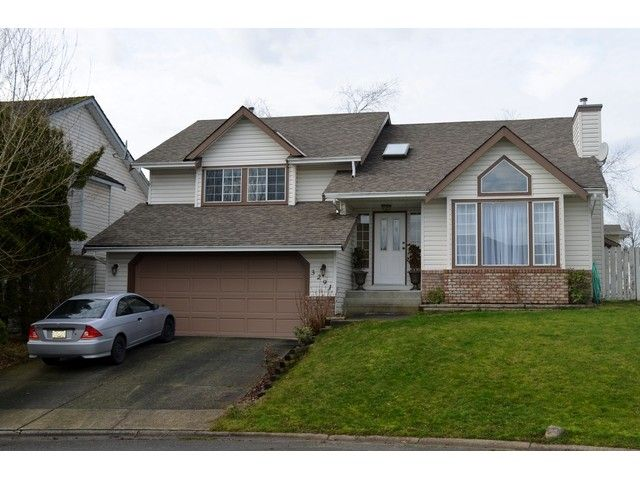 """Main Photo: 3291 NADEAU Place in Abbotsford: Abbotsford West House for sale in """"TOWLINE"""" : MLS®# F1432917"""