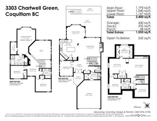 Photo 20: 3303 CHARTWELL Green in Coquitlam: Westwood Plateau House for sale : MLS®# R2290245