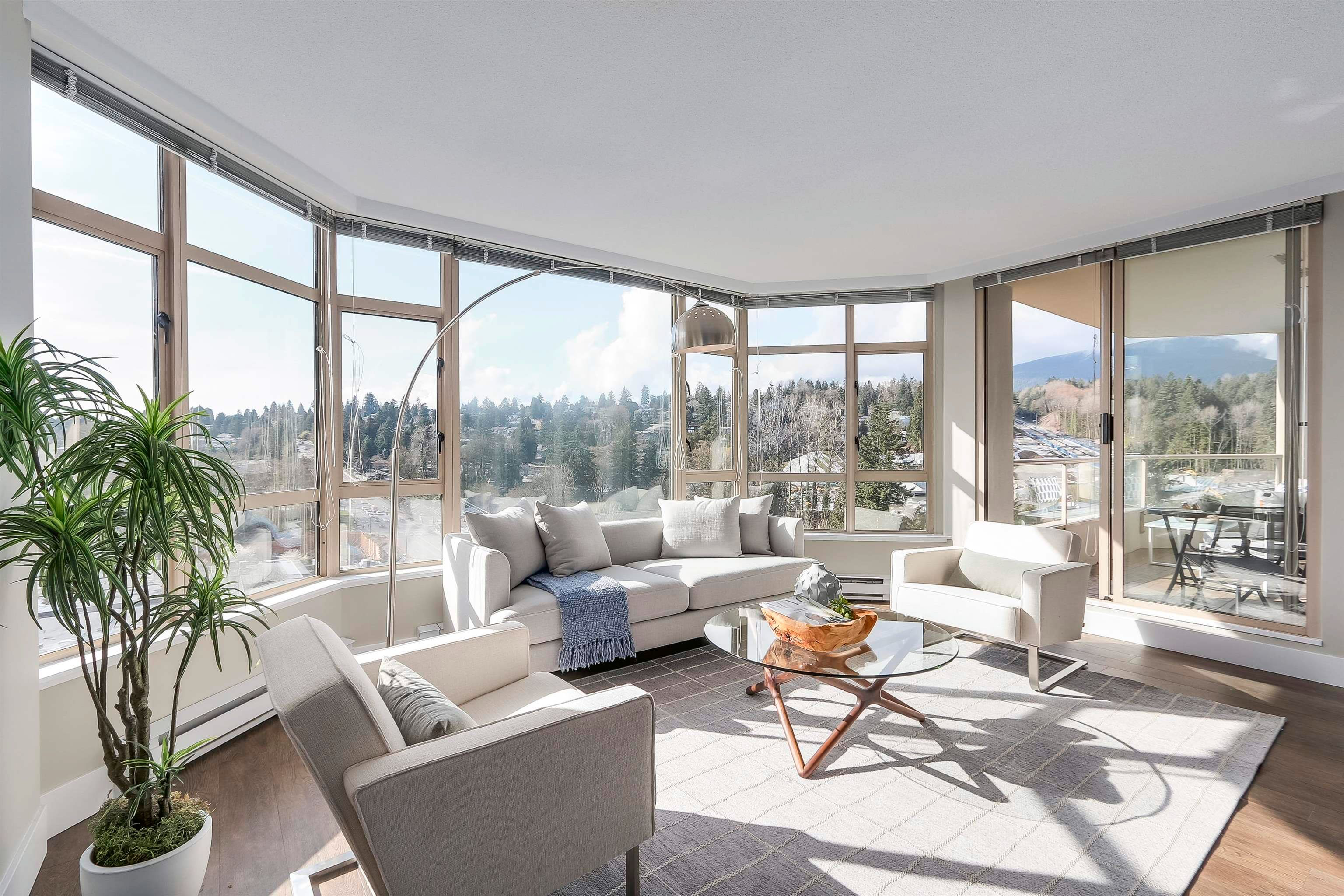 """Main Photo: 1405 1327 E KEITH Road in North Vancouver: Lynnmour Condo for sale in """"CARLTON AT THE CLUB"""" : MLS®# R2625739"""