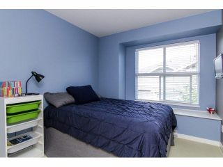 """Photo 16: 52 20460 66TH Avenue in Langley: Willoughby Heights Townhouse for sale in """"WILLOWS EDGE"""" : MLS®# F1418966"""