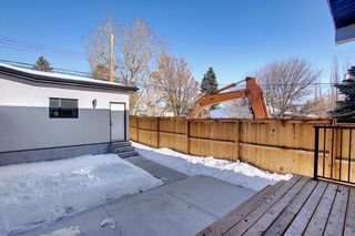Photo 41: 826 19 Avenue NW in Calgary: Mount Pleasant Semi Detached for sale : MLS®# A1073989