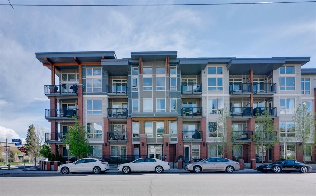 Main Photo: 104 305 18 Avenue SW in Calgary: Mission Apartment for sale : MLS®# A1116224