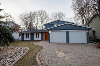 Photo 1: 94 Aldershot Boulevard in Winnipeg: Tuxedo Residential for sale (1E)  : MLS®# 202027427