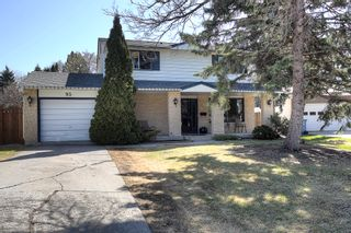 Photo 1: 95 Rochester Place in Winnipeg: Fort Richmond Single Family Detached for sale (1K)  : MLS®# 1811580