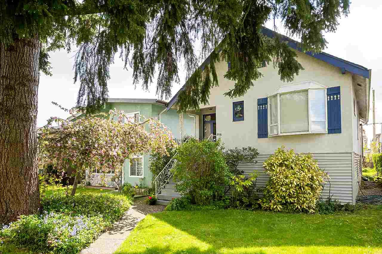 Main Photo: 3116 E 5TH Avenue in Vancouver: Renfrew VE House for sale (Vancouver East)  : MLS®# R2573396