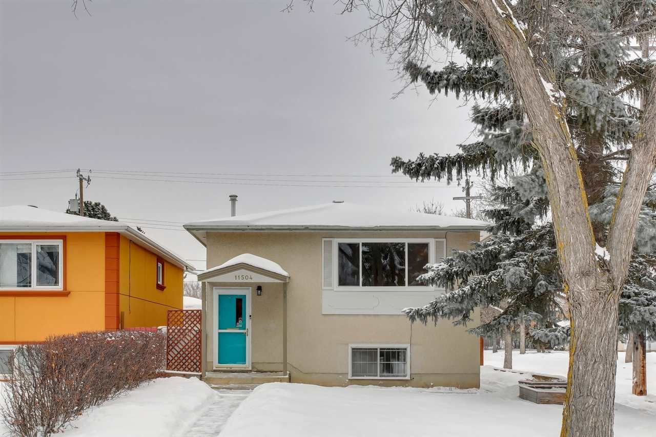 Main Photo: 11504 130 Avenue in Edmonton: Zone 01 House for sale : MLS®# E4227636