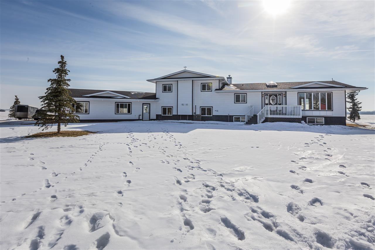 Main Photo: 26021 Hwy 37: Rural Sturgeon County House for sale : MLS®# E4231941