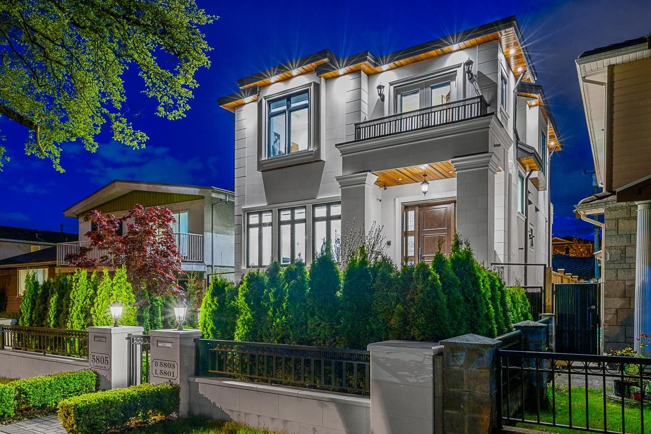 Main Photo: 5805 CULLODEN Street in Vancouver: Knight House for sale (Vancouver East)  : MLS®# R2615987