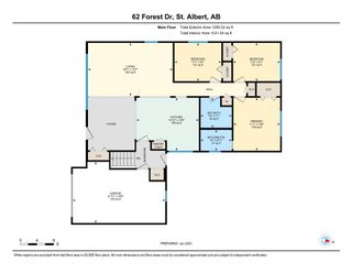 Photo 43: 62 Forest Drive: St. Albert House for sale : MLS®# E4247245
