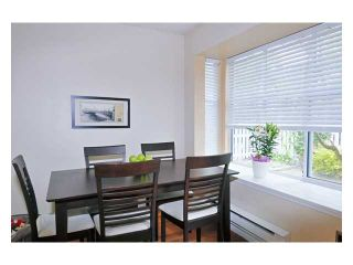 "Photo 5: 97 12099 237TH Street in Maple Ridge: East Central Townhouse for sale in ""THE GABRIOLA"" : MLS®# V843157"