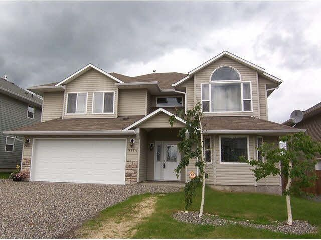 Main Photo: 7113 WESTGATE Avenue in Prince George: Lafreniere House for sale (PG City South (Zone 74))  : MLS®# R2112139