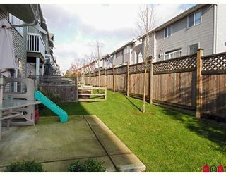 """Photo 10: 172 20033 70TH Avenue in Langley: Willoughby Heights Townhouse for sale in """"Denim"""" : MLS®# F2729721"""