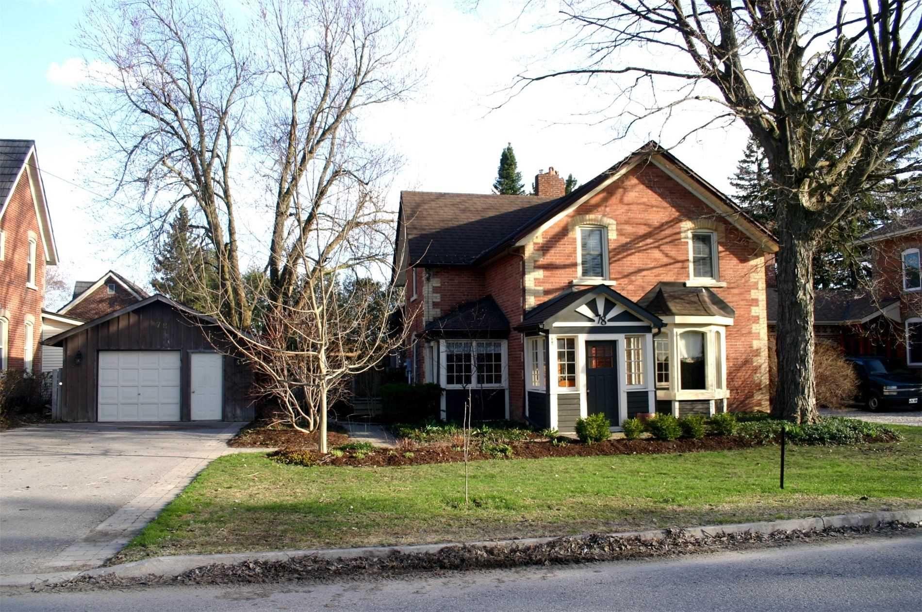 Main Photo: 78 Zina Street: Orangeville House (2-Storey) for sale : MLS®# W4660757