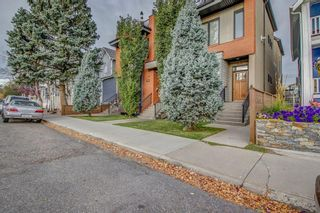 Photo 2: 101 830 2 Avenue NW in Calgary: Sunnyside Row/Townhouse for sale : MLS®# A1150753