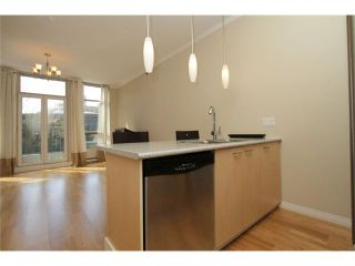 """Photo 7: 206 1 E CORDOVA Street in Vancouver: Downtown VE Condo for sale in """"CARRALL STATION"""" (Vancouver East)  : MLS®# V820385"""