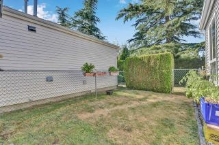 """Photo 25: 39 2345 CRANLEY Drive in Surrey: King George Corridor Manufactured Home for sale in """"LA MESA"""" (South Surrey White Rock)  : MLS®# R2601872"""