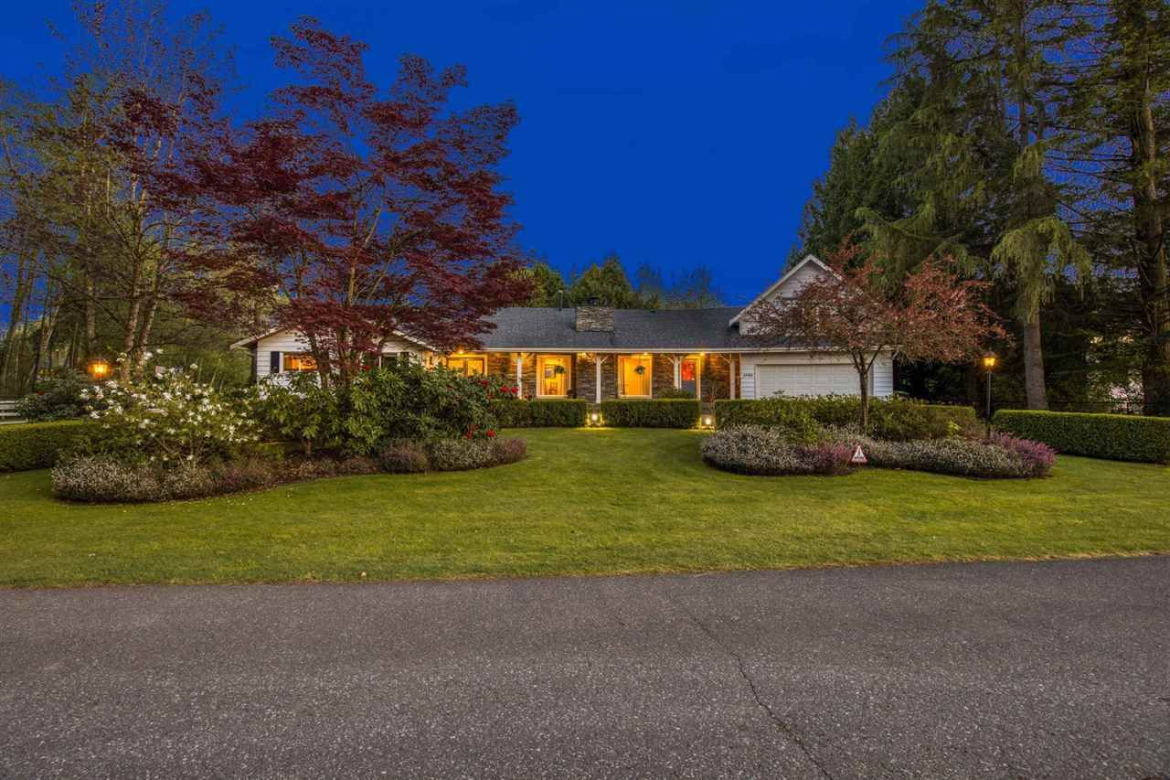 """Main Photo: 24388 46A Avenue in Langley: Salmon River House for sale in """"Strawberry Hills"""" : MLS®# R2574788"""