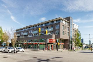 Photo 1: 305 4310 HASTINGS Street in Burnaby: Willingdon Heights Condo for sale (Burnaby North)  : MLS®# R2377246