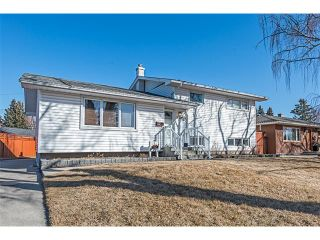 Photo 1: 210 WESTMINSTER Drive SW in Calgary: Westgate House for sale : MLS®# C4044926