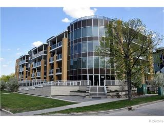 Photo 1: 760 Tache Avenue in Winnipeg: St Boniface Condominium for sale (2A)  : MLS®# 1614989