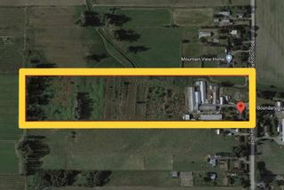 Photo 1: 5097 BOUNDARY Road in Abbotsford: Sumas Prairie House for sale : MLS®# R2513552