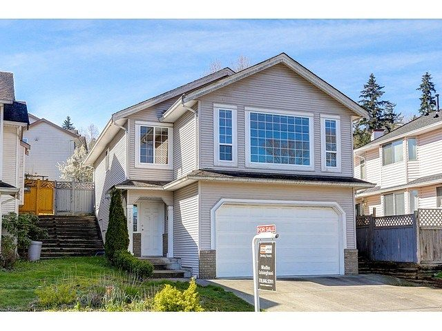 """Main Photo: 1148 HANSARD Crescent in Coquitlam: Central Coquitlam House for sale in """"S"""" : MLS®# R2050162"""