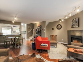 "Photo 2: 25 4319 SOPHIA Street in Vancouver: Main Townhouse for sale in ""WELTON COURT"" (Vancouver East)  : MLS®# V1116407"