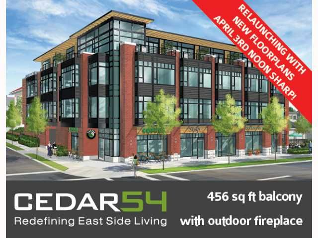 """Main Photo: PH7 2008 E 54TH Avenue in Vancouver: Fraserview VE Condo for sale in """"CEDAR 54"""" (Vancouver East)  : MLS®# V819336"""