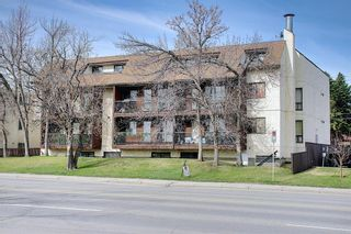 Main Photo: 402 1113 37 Street SW in Calgary: Rosscarrock Apartment for sale : MLS®# A1104844
