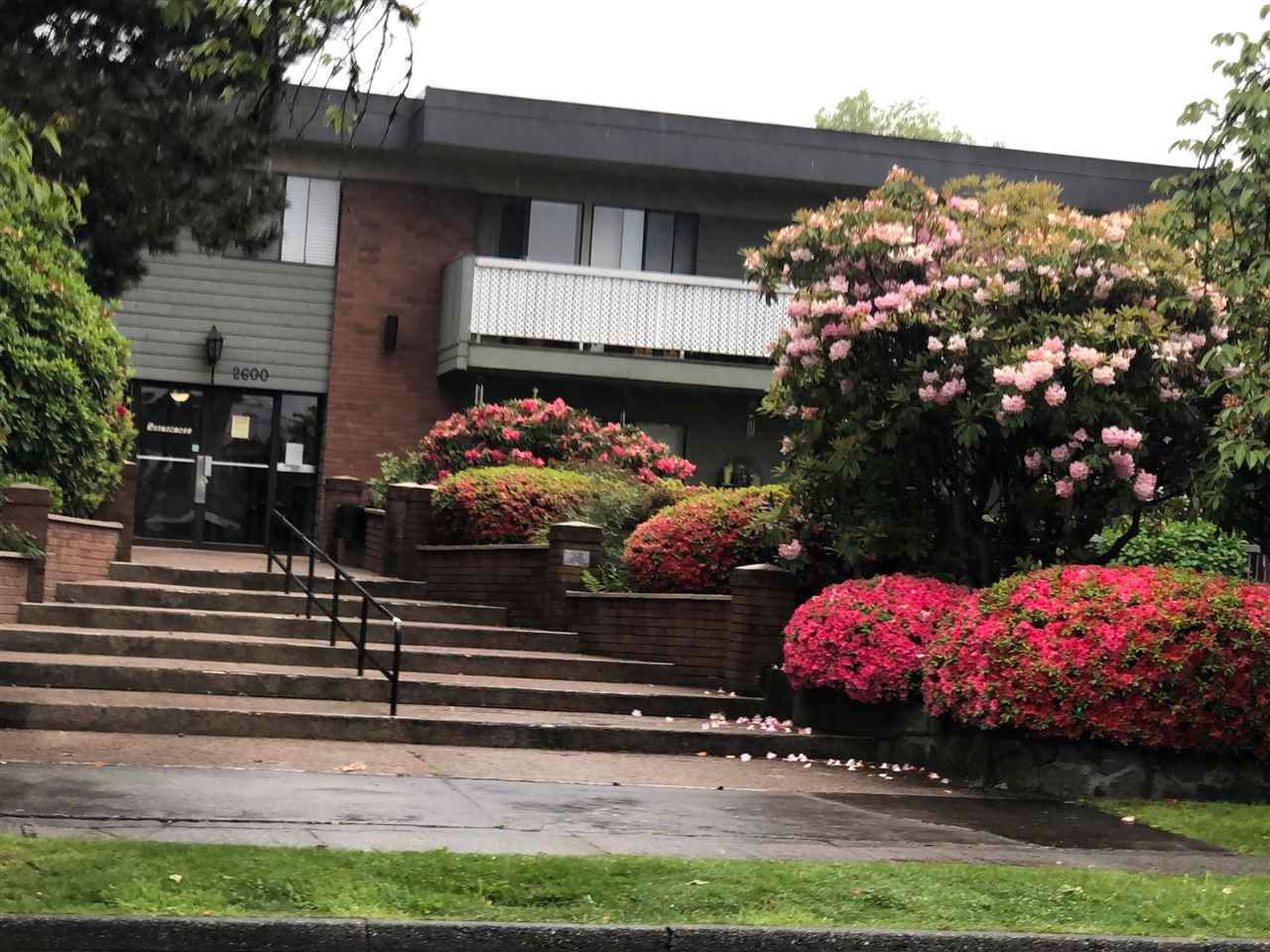 Main Photo: 106 2600 E 49TH Avenue in Vancouver: Killarney VE Townhouse for sale (Vancouver East)  : MLS®# R2587632