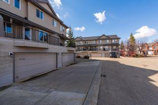 Photo 35: 35 4731 TERWILLEGAR Common in Edmonton: Zone 14 Townhouse for sale : MLS®# E4254467