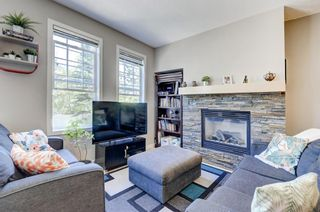 Photo 11: 1309 155 Silverado Skies Link SW in Calgary: Silverado Row/Townhouse for sale : MLS®# A1129288