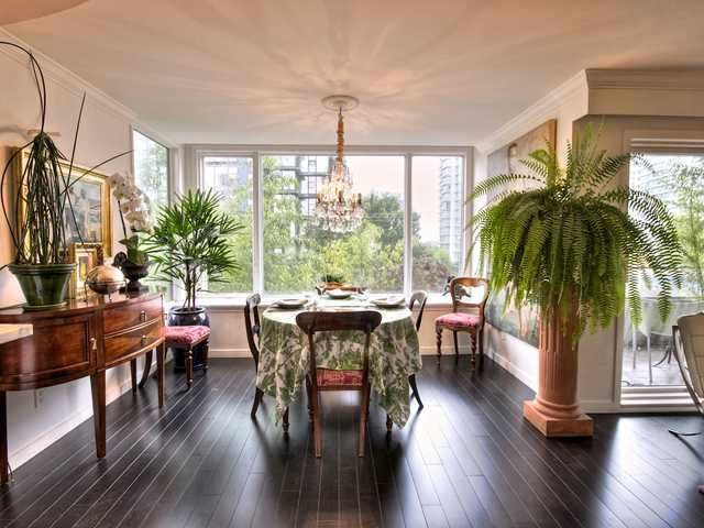 Photo 3: Photos: # 3A 735 BIDWELL ST in Vancouver: West End VW Condo for sale (Vancouver West)  : MLS®# V1025083