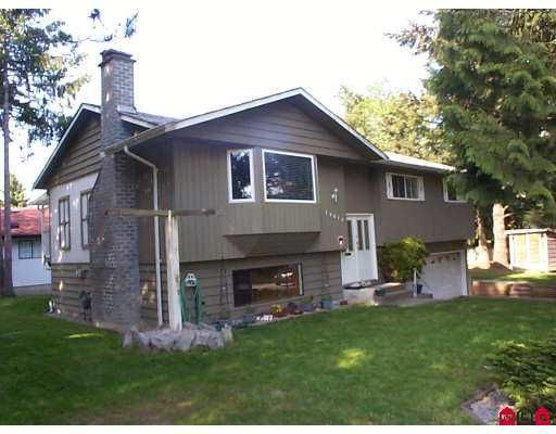 """Main Photo: 13015 LANARK Place in Surrey: Queen Mary Park Surrey House for sale in """"Queen Mary Park"""" : MLS®# F2712268"""